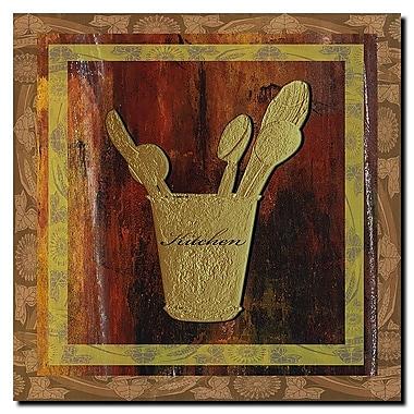 Trademark Fine Art 'Kitchen' 18
