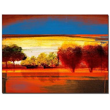 Trademark Fine Art 'Red Dawn II' 14