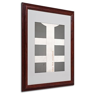 Trademark Fine Art 'Fifth Element' 16