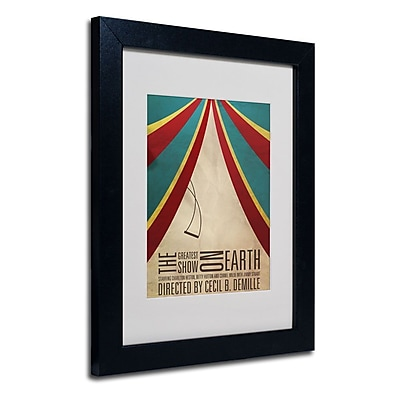 Trademark Fine Art 'Greatest Show on Earth' 11