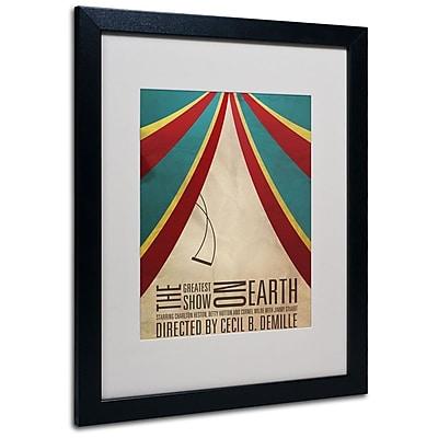 Trademark Fine Art 'Greatest Show on Earth' 16