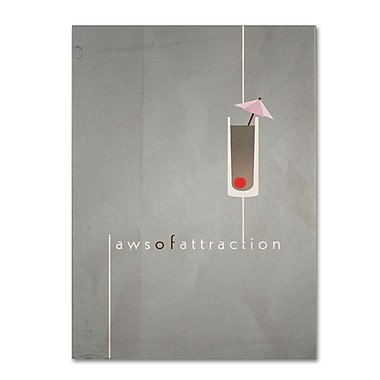 Trademark Fine Art 'Laws of Attraction' 22