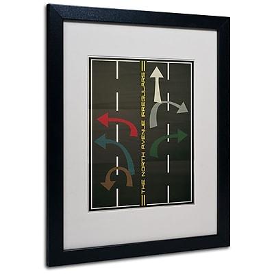 Trademark Fine Art 'North Avenue Irregulars' 16