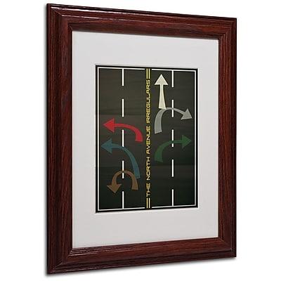 Trademark Fine Art 'North Avenue Irregulars' 11