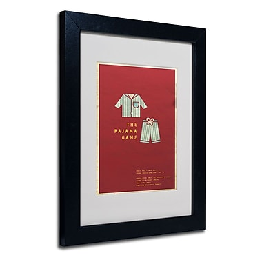 Trademark Fine Art 'The Pajama Game'