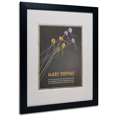 Trademark Fine Art 'Mary Poppins' 16