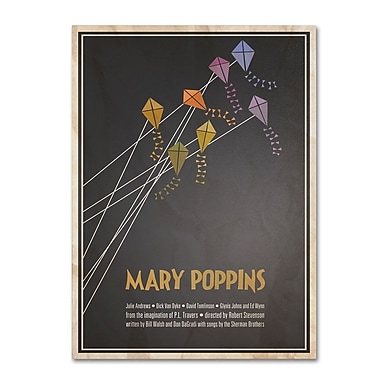 Trademark Fine Art 'Mary Poppins' 22