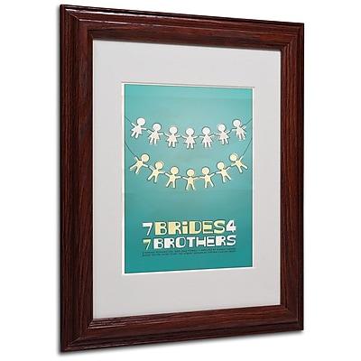 Trademark Fine Art 'Seven Brides Seven Brothers' 11