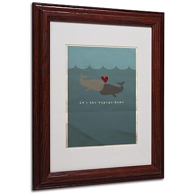 Trademark Fine Art 'The Voyage Home' 11