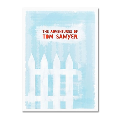 Trademark Fine Art 'Tom Sawyer' 14