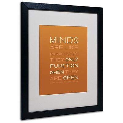 Trademark Fine Art 'An Open Mind II' 16