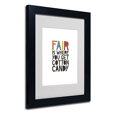 Trademark Fine Art 'Fair IV'