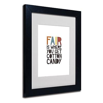Trademark Fine Art 'Fair IV' 11