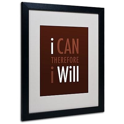 Trademark Fine Art 'I Will II' 16