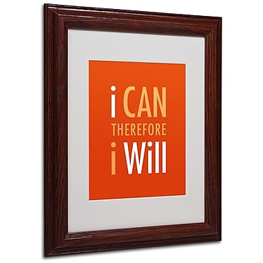 Trademark Fine Art 'I Will III' 11