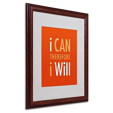 Trademark Fine Art 'I Will III' 16