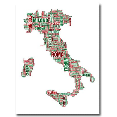 Trademark Fine Art 'Italy III' 35