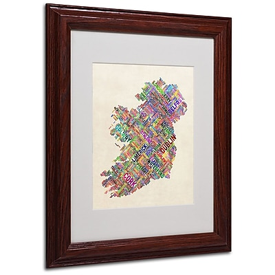 Trademark Fine Art 'Ireland II' 11
