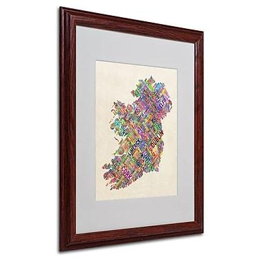 Trademark Fine Art 'Ireland II' 16