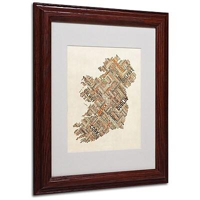 Trademark Fine Art 'Ireland III' 11