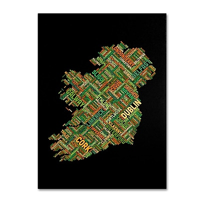 Trademark Fine Art 'Ireland IV' 22