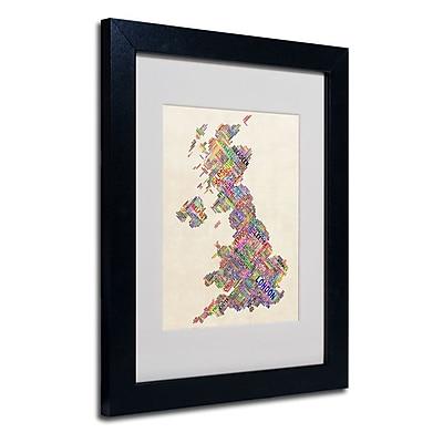 Trademark Fine Art 'United Kingdom I' 11