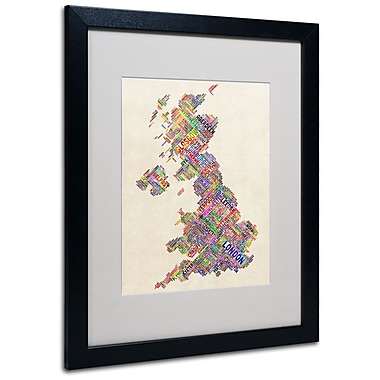 Trademark Fine Art 'United Kingdom I' 16