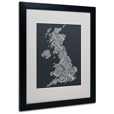 Trademark Fine Art 'United Kingdom V' 16