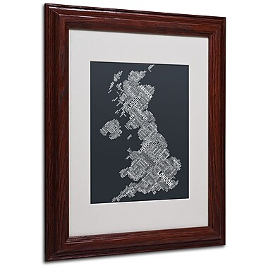 Trademark Fine Art 'United Kingdom V' 11