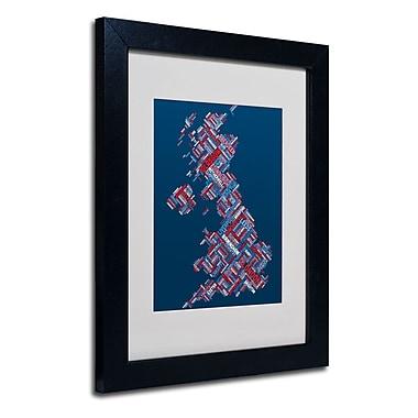 Trademark Fine Art 'United Kingdom VI'