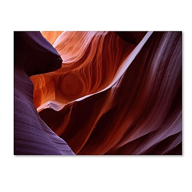 Trademark Fine Art 'Antelope Canyon' 30