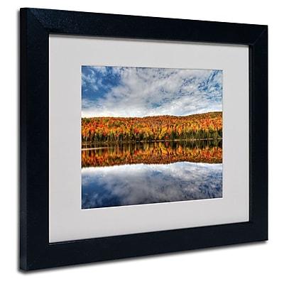 Trademark Fine Art 'Autumn Reflection' 11