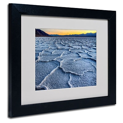Trademark Fine Art 'Badwater' 11