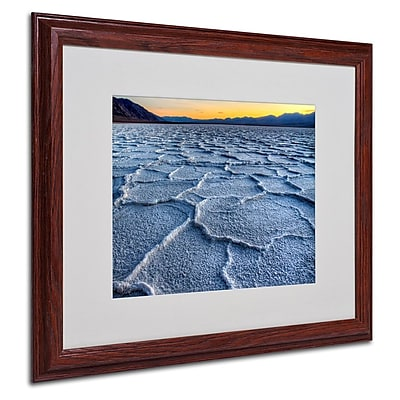 Trademark Fine Art 'Badwater' 16