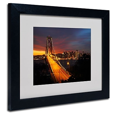 Trademark Fine Art 'Bay Bridge' 11