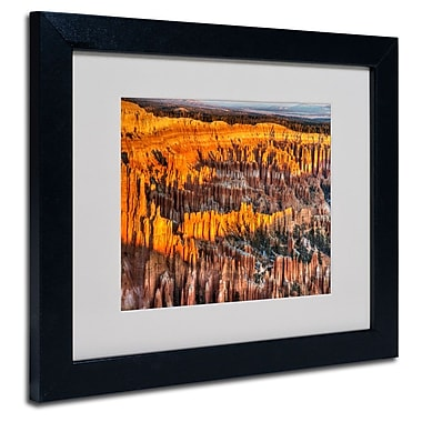 Trademark Fine Art 'Bryce Canyon Sunrise'