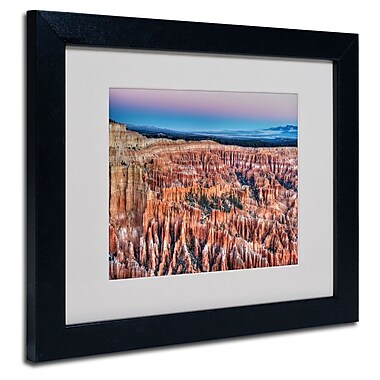 Trademark Fine Art 'Bryce Dawn'