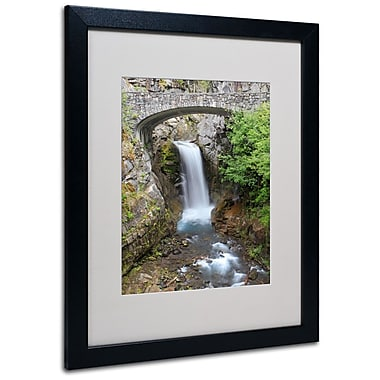 Trademark Fine Art 'Christine Falls Rainier' 16
