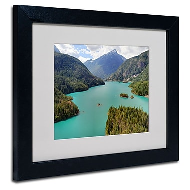 Trademark Fine Art 'Diablo Lake'