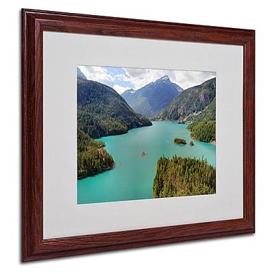 Trademark Fine Art 'Diablo Lake' 16