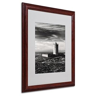 Trademark Fine Art 'Doonagore Castle Ireland' 16