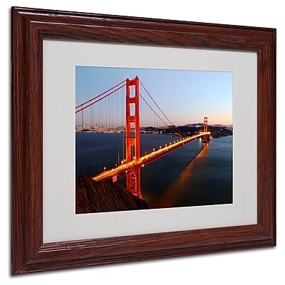 Trademark Fine Art 'Golden Gate SF' 11