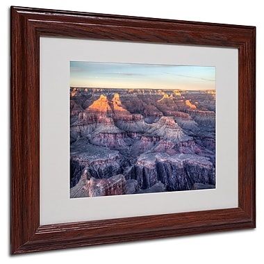Trademark Fine Art 'Grand Canyon Sunset' 11