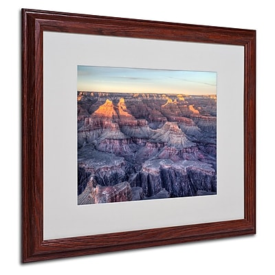 Trademark Fine Art 'Grand Canyon Sunset' 16