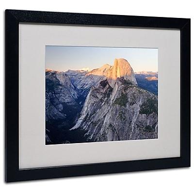 Trademark Fine Art 'Half Dome Yosemite' 16