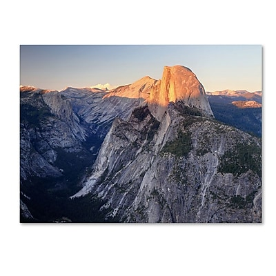 Trademark Fine Art 'Half Dome Yosemite' 30