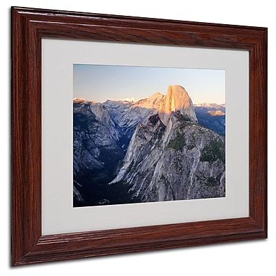 Trademark Fine Art 'Half Dome Yosemite' 11