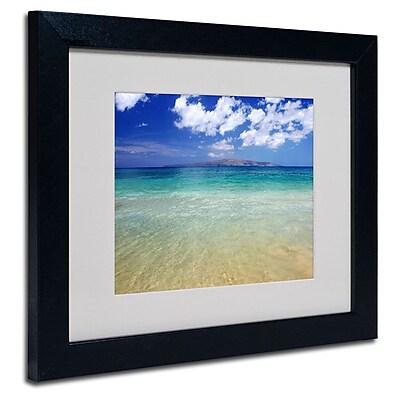 Trademark Fine Art 'Hawaii Blue Beach' 11