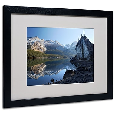 Trademark Fine Art 'Jasper Maligne Lake' 16