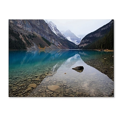 Trademark Fine Art 'Lake Louise' 30